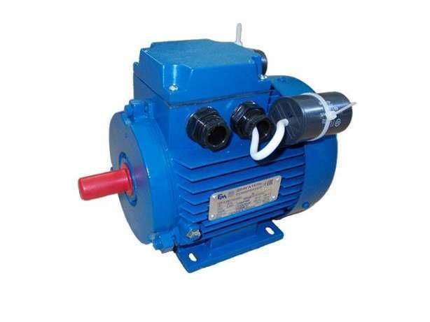 Электродвигатель однофазный 4кВт,3кВт,2.2кВт 3000-1500 оборотов 220в