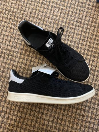 Adidas Stan smith 42,5 us9 26,5 cm кроссовки кеды