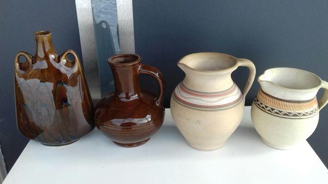 Wazon/Dzban/Ceramika/Kamionka/Glina/Prl