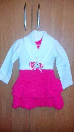 продам платье для девочки 1,5 - 2 года