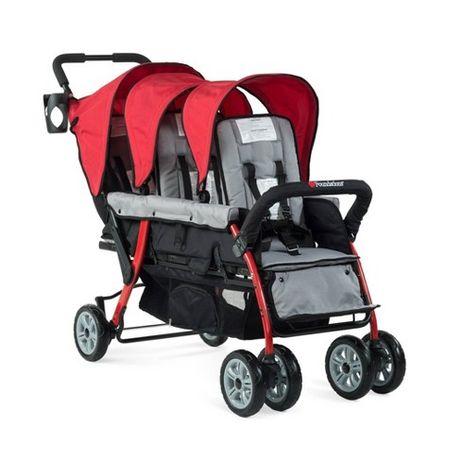 Продам ТРИМІСНУ дитячу коляску ДЛЯ ТРІЙНІ