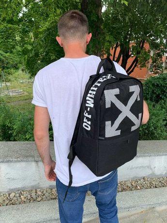 Офвайт портфель off white рюкзак для города прогулок