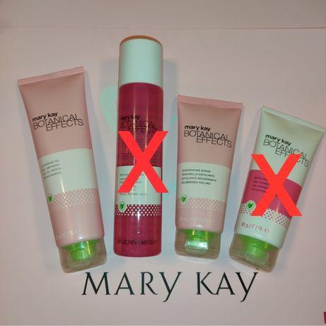 LIQUIDAÇÃO DE STOCK Mary Kay - Gel e Esfoliante Botanical Effects