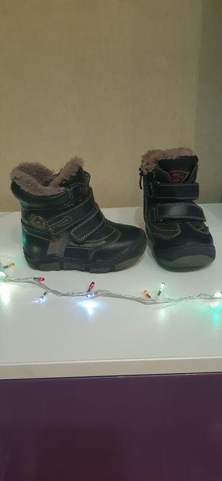 Зимние Сапожки Ботинки Очень Теплые Киев - изображение 1