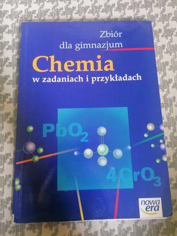 Książka chemia w zadaniach i przykładach
