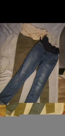 Zestaw spodni ciążowych M