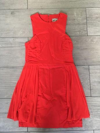 Sukienka Asos czerwona rozm 38