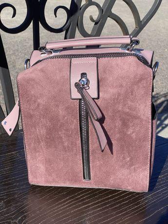 Женский рюкзак сумка городской вариант