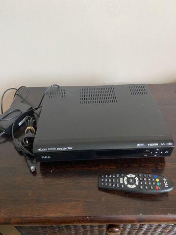 Dekoder nbox HDTV recorder