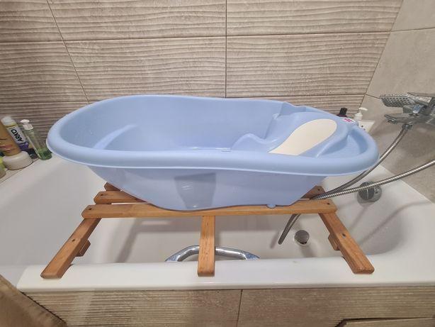 Детская ванночка + подставка на ванную