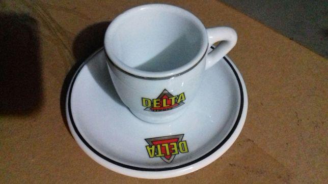 Chávena de café Delta Platina