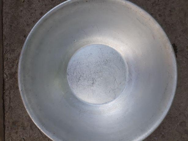 Таз (миска) алюминевая  СССР
