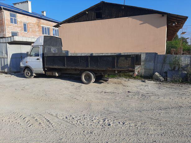 Перевезення вантажу до 2т довжина 6м