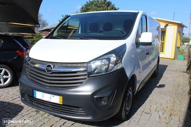 Opel Vivaro L2H1 1.6 CDTi 115 cv