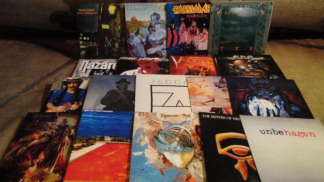 Мини-винилы(CD) Metallica, Plant, Bowie, Starr, Nazareth