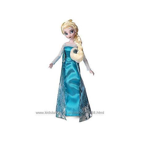 Кукла Эльза Дисней Холодное сердце Frozen Disney оригинал