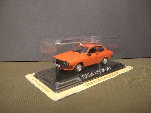 Dacia 1410 Sport - Deagostini -Skala 1:43 Nowa