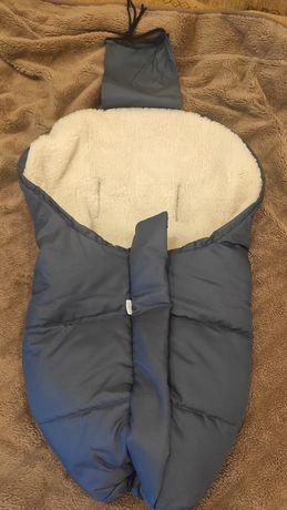 Śpiworek wełniany camicco MUMIA
