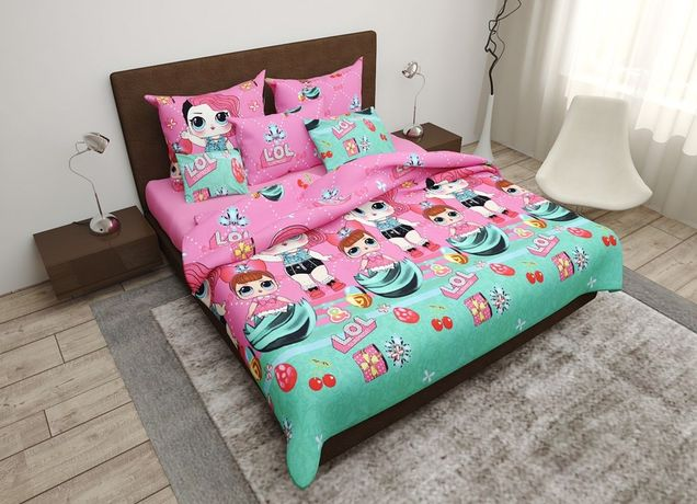 Детское и взрослое постельное бельё готовое и пошив