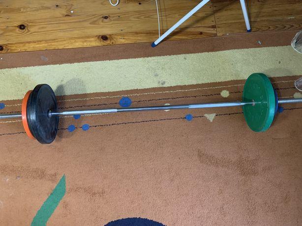 Штанга интератлетикп 40 кг