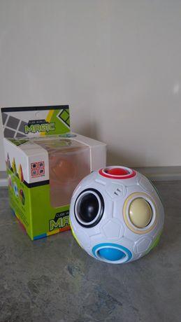 Головоломка мячик Rainbow ball Magic Cube World (156)