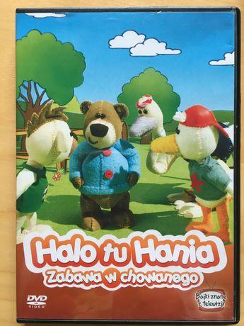 """Halo tu Hania. """"Zabawa w chowanego"""" film DVD"""