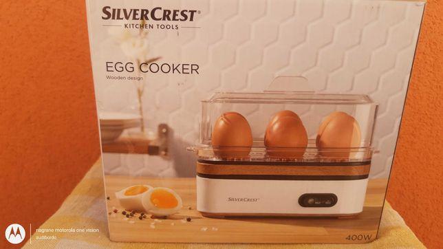 Silvercrest maszynka do gotowania jajek