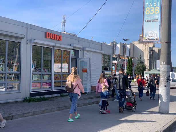 Оренда приміщення вул.Кн.Ольги , ЦУМ, поруч ринок