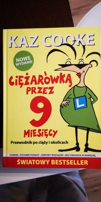 Kaz Cooke ciężarówką przez 9 miesięcy Wrocław - image 1