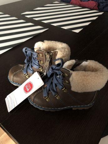 Cool Club Smyk trzewiki buciki zimowe 22 nowe