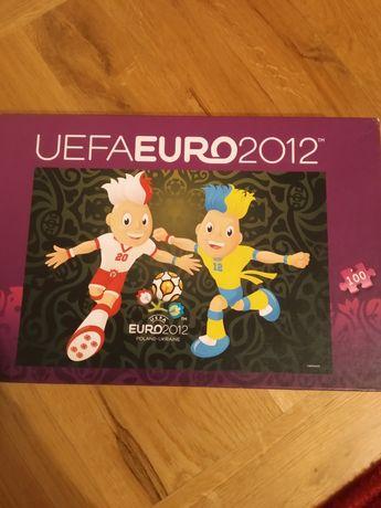 Puzzle UEFA Euro 2012