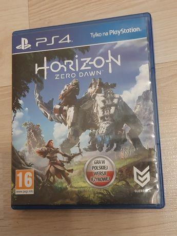 Horizon Zero Dawn PS4 Polska wersja językowa