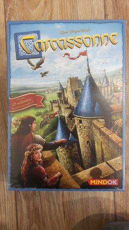 Carcassonne - Gra planszowa  - nowa