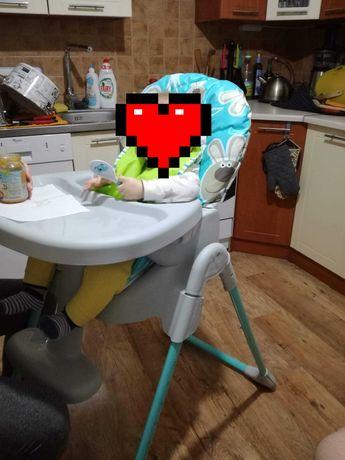 Fotelik krzesełko do karmienia babyono