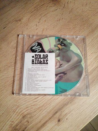 Solar Białas - Na czczo mixtape CD