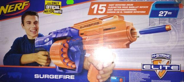Супер оружие NERF