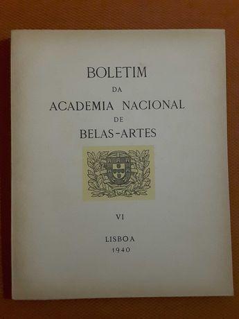 Belas-Artes: Reinaldo dos Santos-Luís Keil/Sé de Lisboa. Estudo (1930)