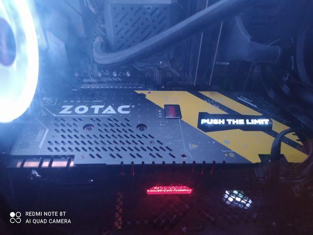 Zotac 1080 Amp Extreme 8 gb