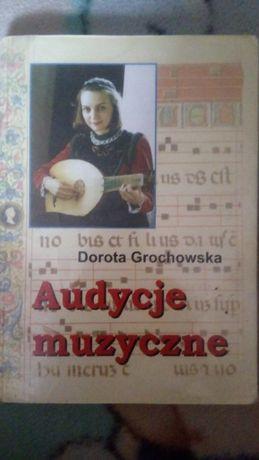 Dorota Grochowska Audycje muzyczne