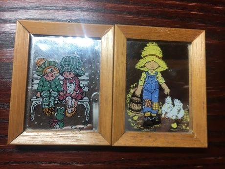 Картинки на зеркале