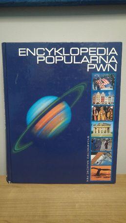 Encyklopedia popularna PWN 1005 stron wydanie 30 twarda okładka