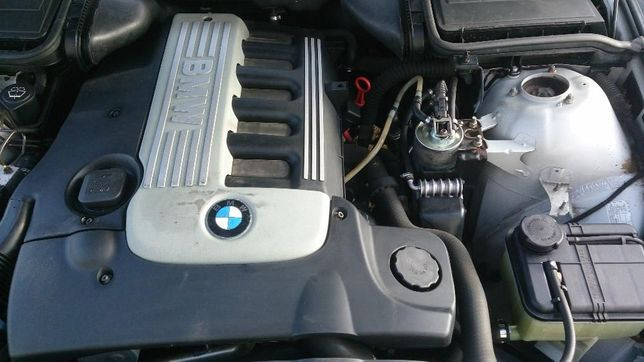 BMW E39,E46,E38 3.0D M57 głowica silnika