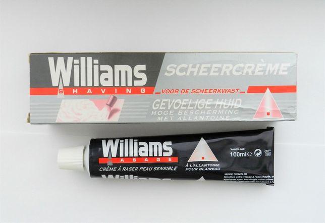 Крем для бритья williams