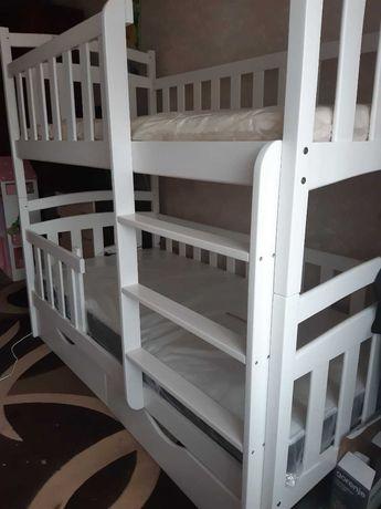 Детская двухъярусная кровать ліжко купить мебель трансформер кроватка!