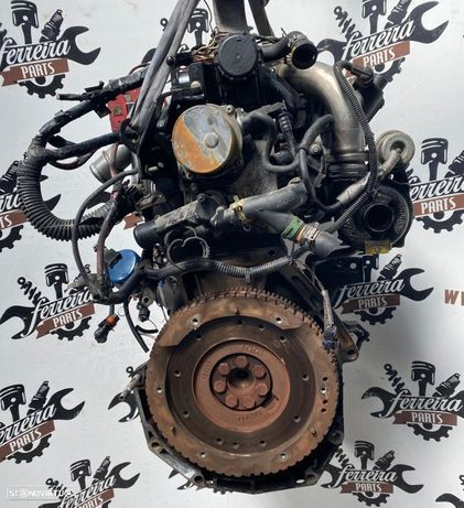 Motor Renault Megane 1.5 DCI REF: K9K724