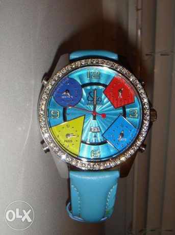 Женские часы Jacob & Co. Five Time Zone