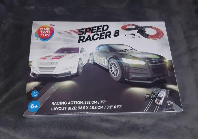 Speed Racer 8 tor wyścigowy elektryczny