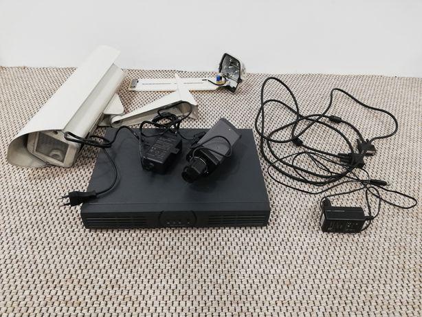 Sprawny monitoringu dzień i noc na zewnątrz (Samsung SCB 2000 CCTV)