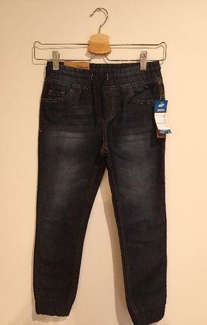 Spodnie jeansowe Pepco - rozmiar 128