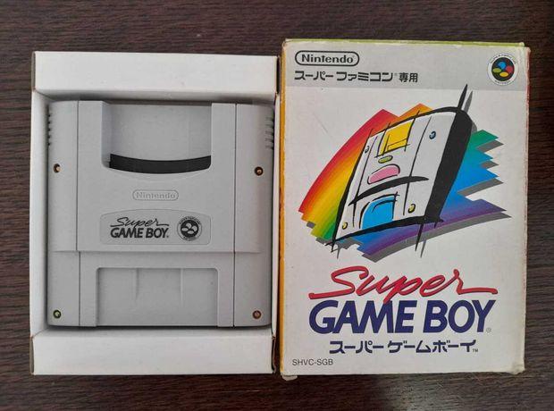 Super Game Boy JP em caixa